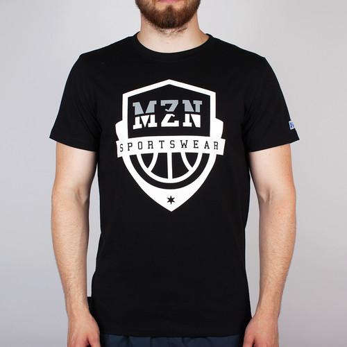 купить Футболка MAZINE Batch (Black, S) по цене 375 рублей