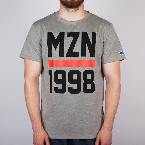 Футболка MAZINE Start (Grey-Heather, M) футболка dc seeley light grey heather