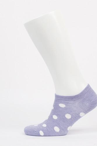 Носки GGORANGNAE W Peas (Purple, O/S)
