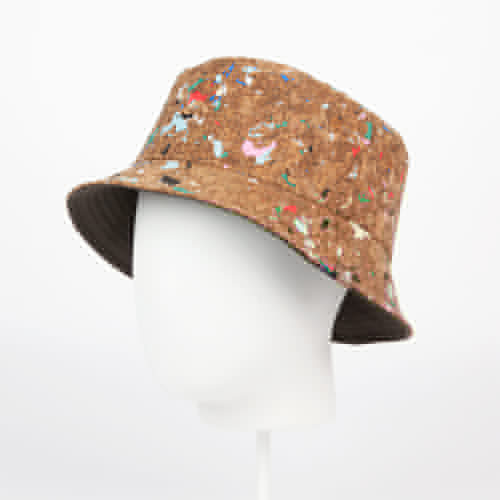 Панама KANGOL Cork Bucket (Cork Paint, XL)