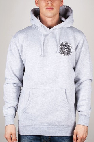 Толстовка OBEY Legion Hoodie (Heather-Grey, XL) все цены