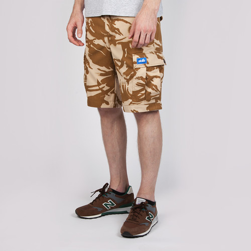 Шорты SKILLS Cargo Shorts 2 (Brown Camo, S)