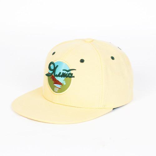 Бейсболка ЗАПОРОЖЕЦ Ялта Детская (Yellow, O/S) цена