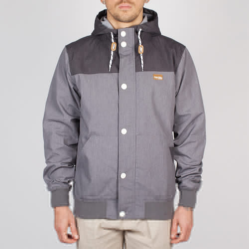 Куртка IRIEDAILY Segelprofi Jacket (Grey-Melang-709, XL) куртка revolution jacket heavy 7442 army xl