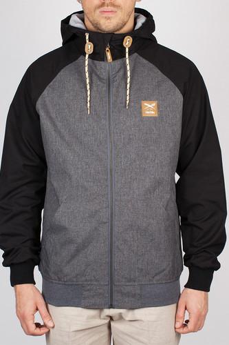 Куртка IRIEDAILY Flag Swing Jacket (Anthra Melang-711, M) цена