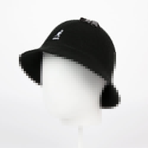 Панама KANGOL Tassel Bermuda Casual (Black, XL)