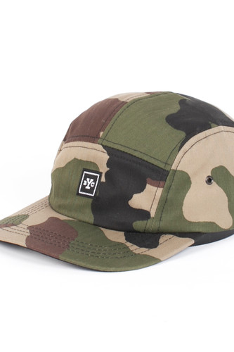 Бейсболка BACKYARD CARTEL Icon 5-Panel (Camo, O/S) бейсболка backyard cartel splash black o s