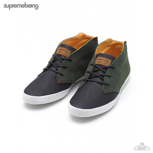 Ботинки SUPREMEBEING Dash (Olive, 8) цена и фото