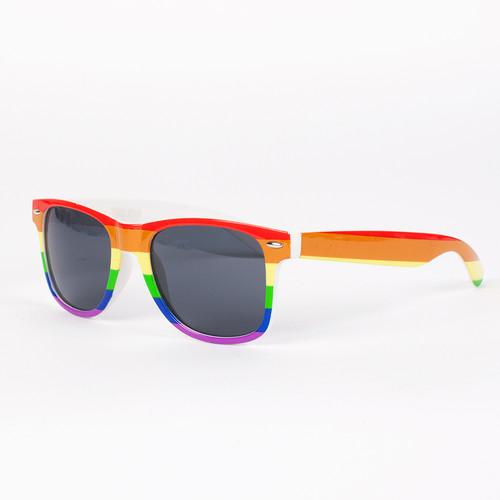 Очки TRUESPIN Rainbow (White-Rainbow)