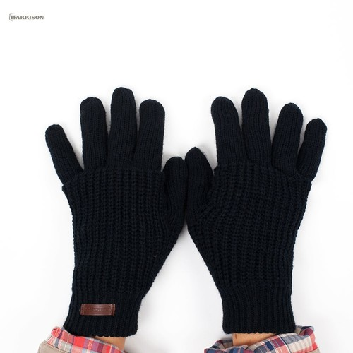 Перчатки HARRISON Benjamin Gloves (Black, S/M)