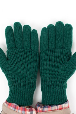 Перчатки HARRISON Benjamin Gloves Green фото 2