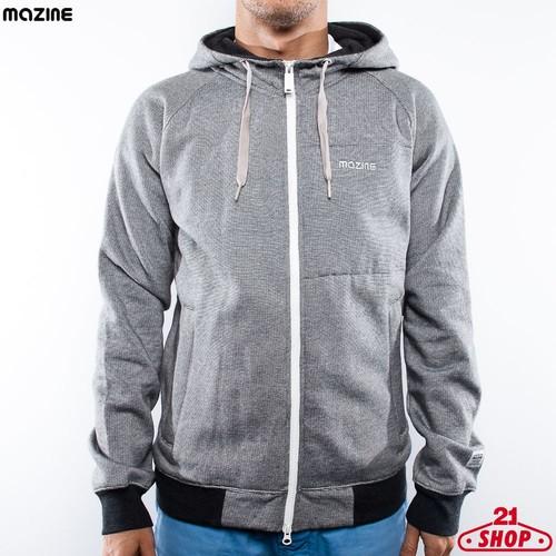 Толстовка MAZINE Tanko 2 (Grey-White-Stripes, S) цена