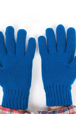 Перчатки HARRISON Henry Strong Gloves Navy фото 2