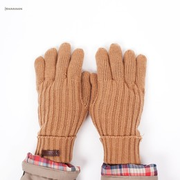 Перчатки HARRISON James Gloves Beige фото