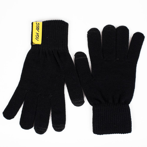 Перчатки TRUESPIN Don't Touch Gloves (Black, O/S) terror female ghost gloves black white pair
