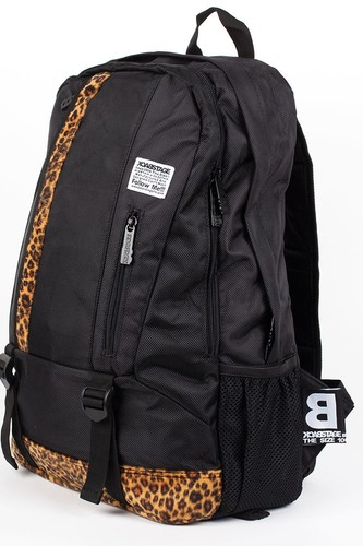 Рюкзак BACK STAGE 2323 (Black-Leopard) цена