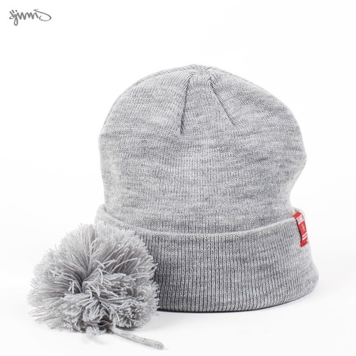 Шапка DJINNS Beanie Removable Bubble (Heather Grey) цена