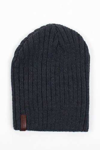 цена Шапка HARRISON James Short Beanies (Grey) онлайн в 2017 году