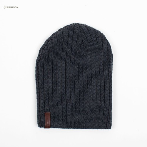 Шапка HARRISON James Short Beanies (Grey) harry harrison deathworld