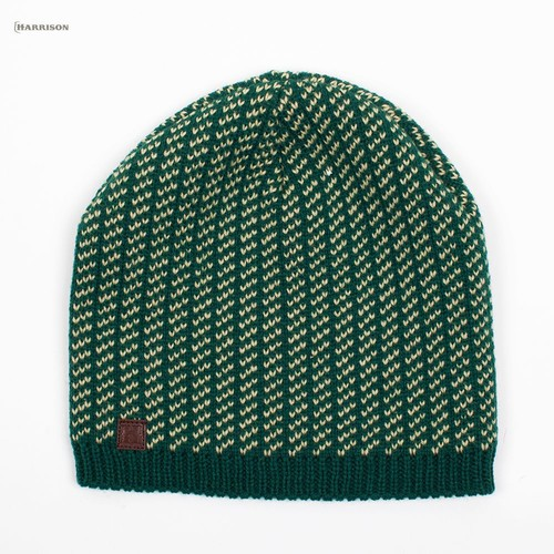 Шапка HARRISON Theodore Short Beanies (Green) harry harrison deathworld