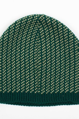 Шапка HARRISON Theodore Short Beanies Green фото 2