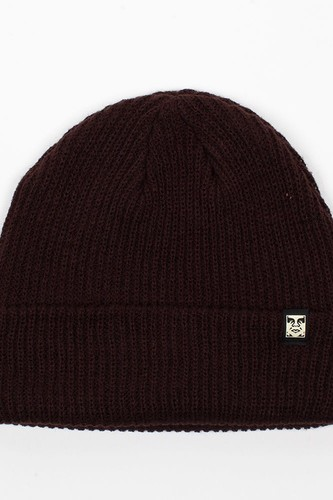 Шапка OBEY Ruger Beanie (Brown) шапка obey luxury beanie red