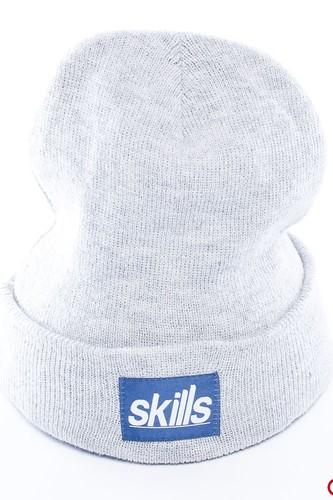 Шапка SKILLS Long (Grey)