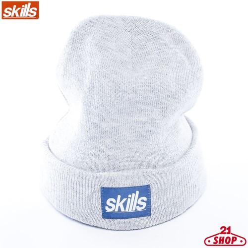 Шапка SKILLS Long (Grey) цена и фото