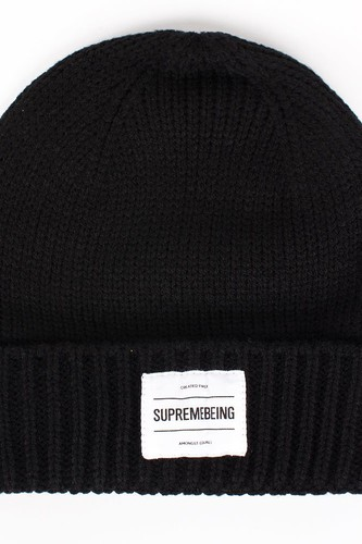 Шапка SUPREMEBEING Piste (Black) шапка supremebeing blatant fw14 off white 9562