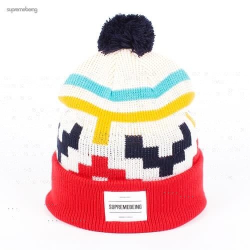 лучшая цена Шапка SUPREMEBEING Hollis Hat (Off-White)