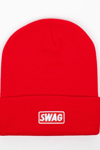 Шапка TRUESPIN Swag (Red)