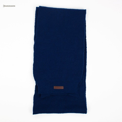 Шарф HARRISON Benjamin Scarf (Navy) harry harrison deathworld