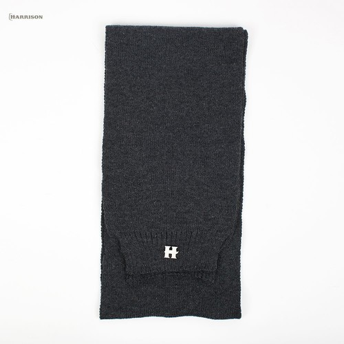 Шарф HARRISON Henry Strong Scarf (Dark-Grey-Melange) harry harrison deathworld