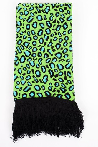 Шарф МИШКА Safari Scarf (Green)