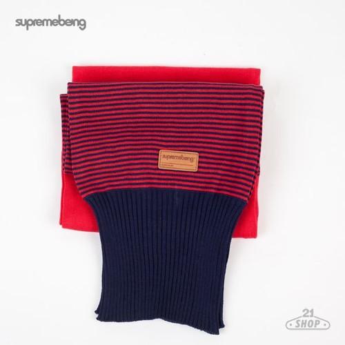 Шарф SUPREMEBEING Fault FW12 (Red) шорты supremebeing dune joker purple m