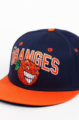 Бейсболка DJINNS 6P Snapback P-league (Navy-Orange, O/S) цена