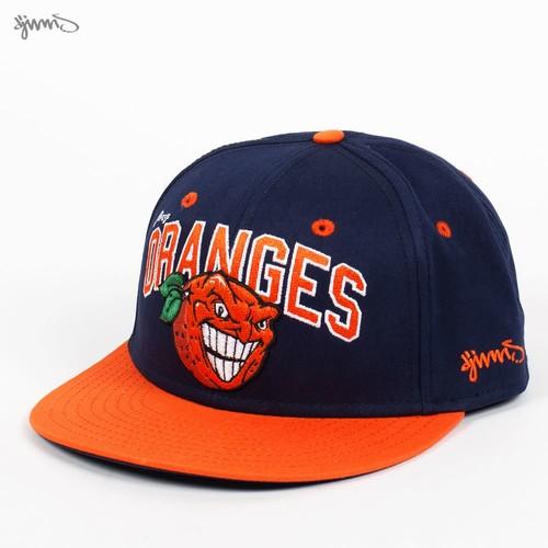 Бейсболка DJINNS 6P Snapback P-league (Navy-Orange, O/S) цена