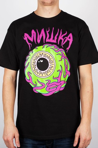Футболка MISHKA Vermilyea Keep Watch T-Shirt (Black, L) толстовка mishka kirby camo keep watch pullover hoodie black m