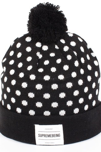 Шапка SUPREMEBEING London (Black) цена