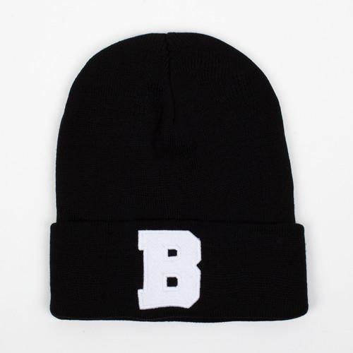 цена на Шапка TRUESPIN Abc Beanie (Black-A)