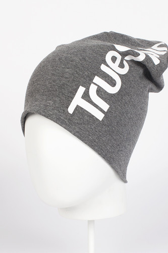 Шапка TRUESPIN Spin Jersey (Heather Grey)