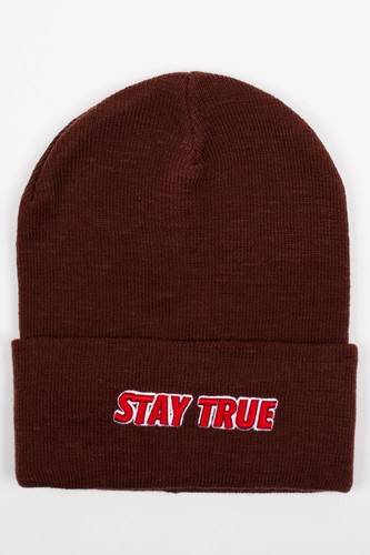Шапка TRUESPIN Truth Beanie (Brown)