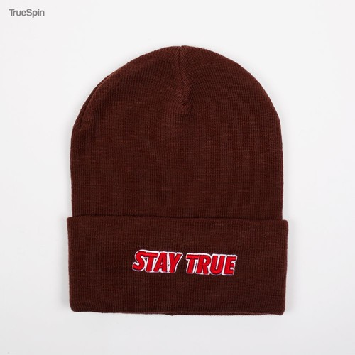 Шапка TRUESPIN Truth Beanie (Brown) цена
