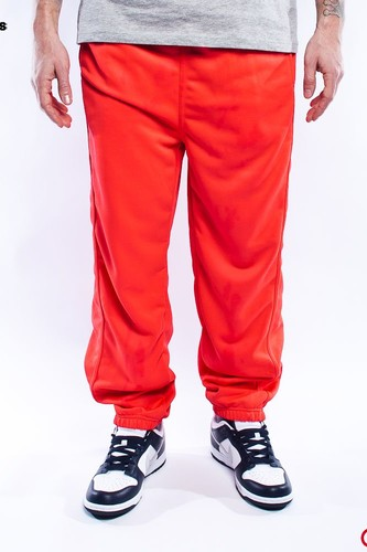 Брюки URBAN CLASSICS Neon Sweatpants (Infrared, XL) ветровка urban classics arrow windrunner black limegreen xl
