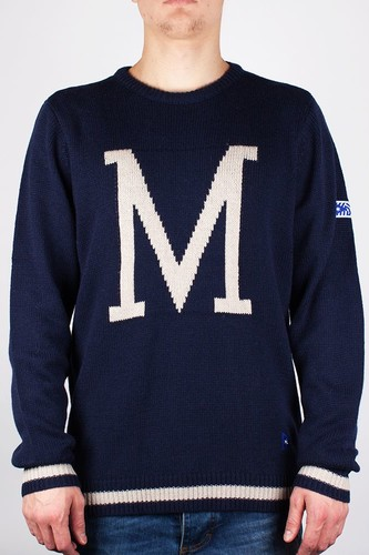 Джемпер MAZINE Mcmurray Crewneck (Peacoat, L)