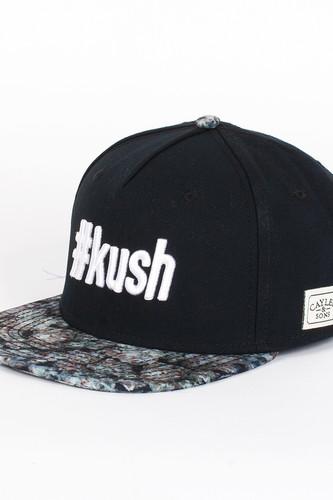 Бейсболка CAYLER & SONS #kush (Black-Green-Kush-White, O/S) органайзер сибртех 90738