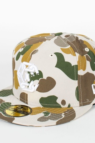Бейсболка CROOKS & CASTLES I1360817 (Tan-Camo, 7 5/8) недорого