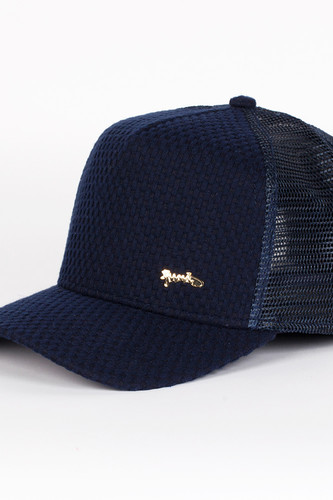 Бейсболка DJINNS Woven Bubble 2014 High Fitted T.cap (Navy, O/S)