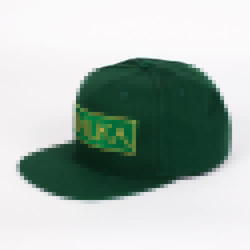 лучшая цена Бейсболка МИШКА Cyrillic Box Snapback (Evergreen, O/S)