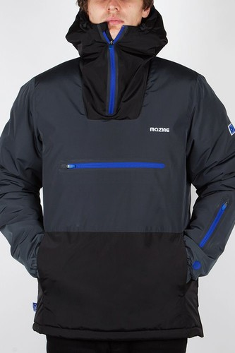 цена Куртка MAZINE Glacier Windbreaker (Black-Light-Black, XS) онлайн в 2017 году